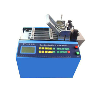 High-speed Automatic Pipe Cutter Heat-shrink Tube Cable Pipe Cutting Machine