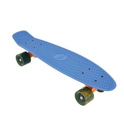Street Surfing Skateboard Beach Board Ocean Breeze 57 cm Blau PVC 05-03-007-6