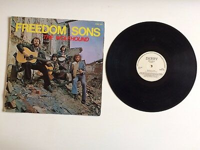 The Wolfhound – Freedom Sons - LP/Vinyl - Lots Listed