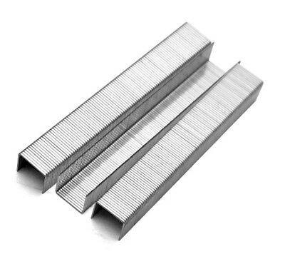 meite 22 Gauge 3/8-Inch Crown 3/8-Inch leg Galvanized staples upholstery staples