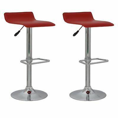 vidaXL 2 x DESIGN Barhocker Bar Stuhl Hocker LOUNGE Sessel Küche Barstühle 60