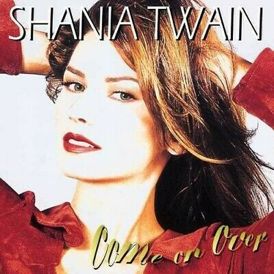 Shania Twain Come On Over Vinyl 2 LP NEW sealed
