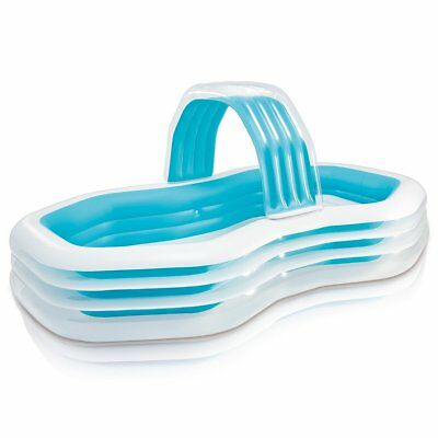 Intex Planschbecken Swimming Pool Kinderpool aufblasbar 310x188x130 cm 57198NP