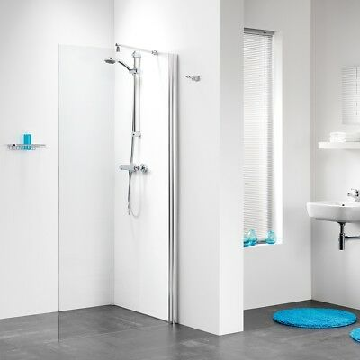 Get Wet by Sealskin Walk-in Duschabtrennung Duschwand Dusche W105 A3 100cm Chrom