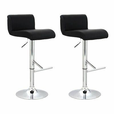 vidaXL 2 x DESIGN Barhocker Bar Stuhl Hocker LOUNGE Sessel Küche Barstühle 33