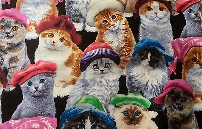 Catz.With Hats Microwave HEAT Or & COLD Wheat Heat Pack 100% Cotton Fresh Made