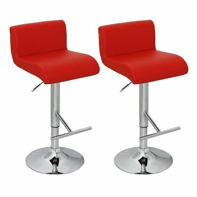 vidaXL 2 x DESIGN Barhocker Bar Stuhl Hocker LOUNGE Sessel Küche Barstühle 32