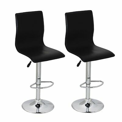 vidaXL 2 x DESIGN Barhocker Bar Stuhl Hocker LOUNGE Sessel Küche Barstühle 69