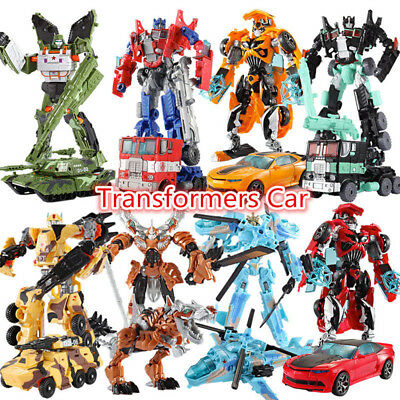 Transformers Optimus Prime Bumble Bee Classic Kids Action Christmas Funny Toy