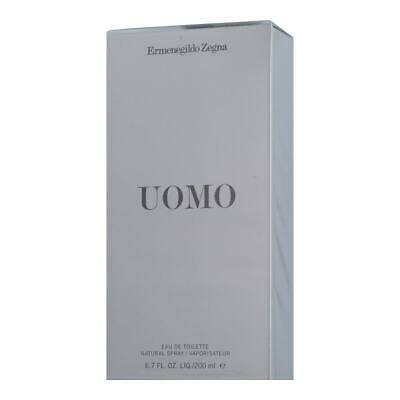 Ermenegildo Zegna Uomo ★ Eau de Toilette EDT Spray 200ml