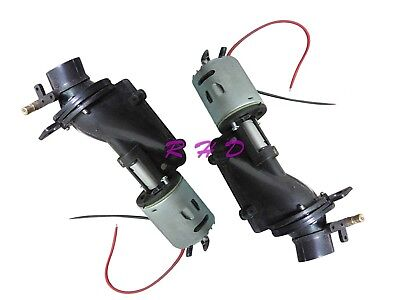2x  NQD 757-6024 RC Boat Turbo JET Part with Motorx1 6024 Propller x1 D