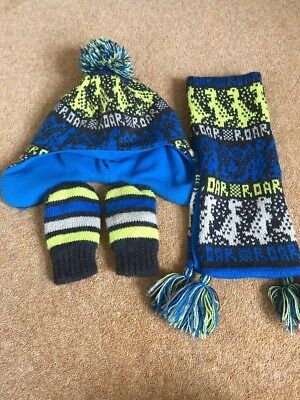 Marks & Spencer 6/18mth Boys Winter Set