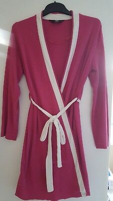 Mothercare maternity dressing gown, size medium