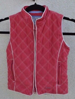Joules * Minx * Jam * Quilted Gilet * Bodywarmer * Waistcoat * Age 5 *