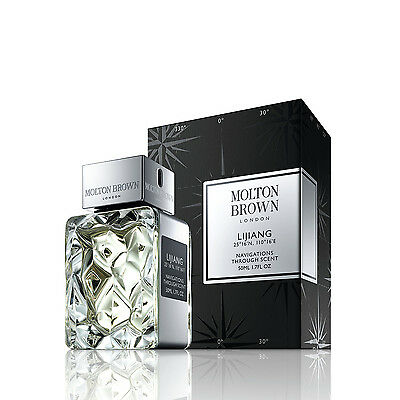 Molton Brown Navigations Through Scent - Lijiang - 50ml NEW RRP £65.00 SALE