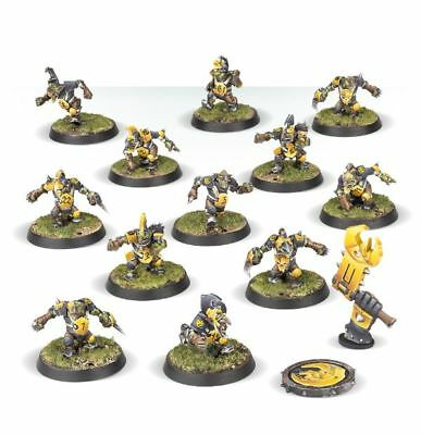 Blood Bowl 2016 **NEW** Goblin Players on sprue