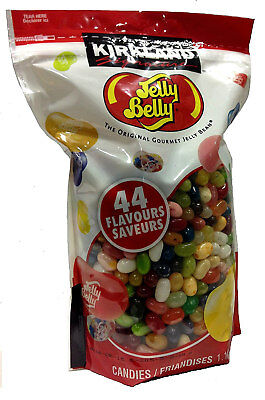 Jelly Belly 44 Flavours 1.1kg Original Gourmet Jelly Beans Bulk Lollies Candy