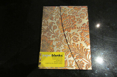 paperblanks address book, magnetic clasp