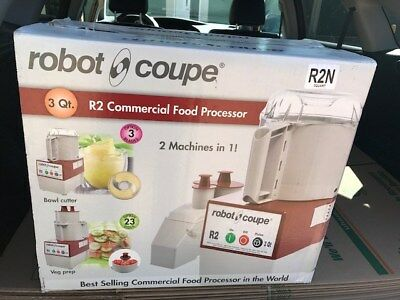 Robot Coupe R2Dice Ultra Food Processor