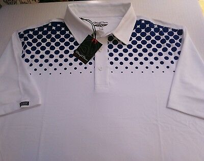 STRAIGHT DOWN    GOLF POLO   FIT    Mens  XL