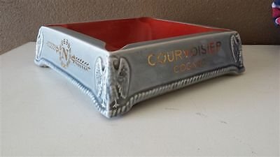 Courvoisier Cognac Ashtray - Large