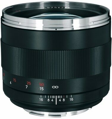 Zeiss for Canon EOS 85 mm 1:1,4 ZE Planar T