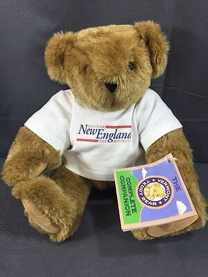 """Vermont Teddy Bear 15"""" Discover New England for Business Promotional Companion"""