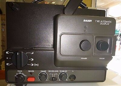 Bauer T182 Automatic Duoplay