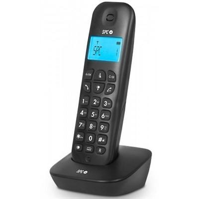 SPC 7300N Telefono DECT NEW AIR Negro