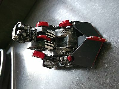 Large Pull Back & Go House Robot Refbot From Bbc Robot Wars