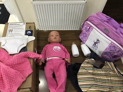 Reality Works - Real Care Real Life Caucasian Female Baby Bundle