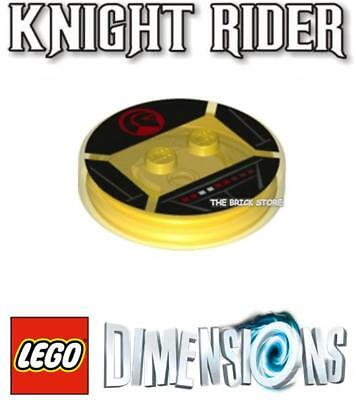 Lego Dimensions Michael Knight Fun Pack Toy Tag -  71286 - Bestprice + Gift, New