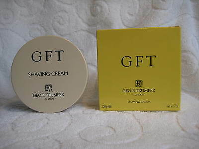 Geo f Trumper GFT Shaving Cream in a Tub 200g