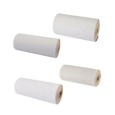 Quality Abrasive Stearated Aluminium Oxide Roll 115mm x 5m Sandpaper Sanding