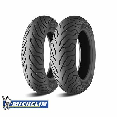 Michelin City Grip 130/70-12 Rear Scooter Tyre for Suzuki AY-50 Katana 96-04