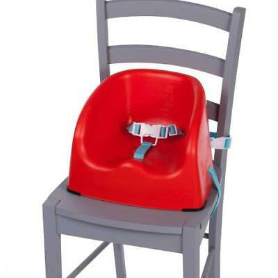 Rehausseur de Chaise Essential Booster - Red Lines ( Catégorie : Chaise Haute )