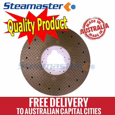 Carpet Cleaner Steam Cleaning Polivac C27/C25 Pad Holder Floor Polisher/Scrubber