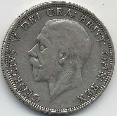 1932 George V Silver Florin***Key Date***Collectors***