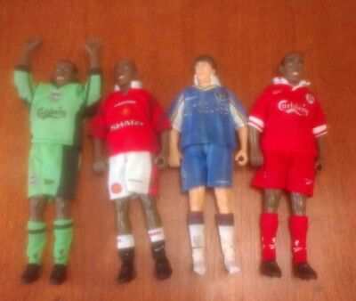 """Vintage 1997 Corinthian Power Play Football 12"""" Action Figure Cole Zola ince"""