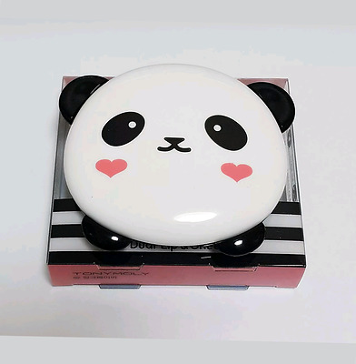 [TONY MOLY] Panda's Dream Dual Lip & Cheek 1.7g * 2 / 01 Bubble Red