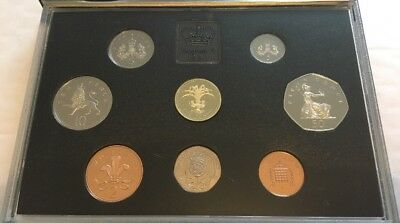 1990 United Kingdom Proof Coin Collection***Collectors***