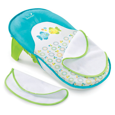 Summer Infant Folding Bath Sling with Warming Sings