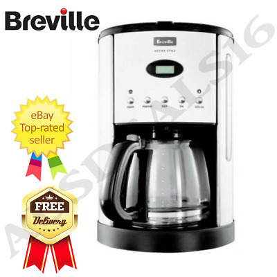Breville Coffee Maker Aroma : Breville Aroma Style Drip Filter Electronic Coffee Maker BCM600 AUD 62.95 - PicClick AU