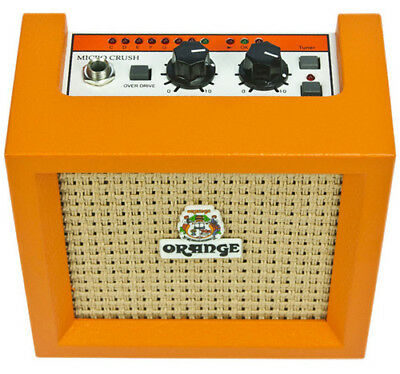 Orange Micro Crush PiX Guitar Amplifier