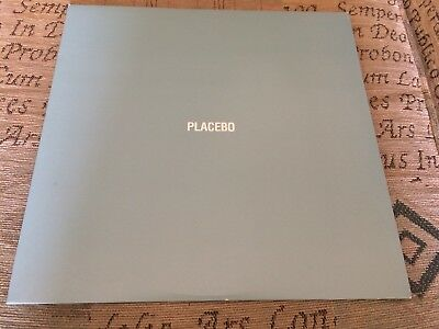 Placebo Covers Rare Original stunning Condition 2003 LP !