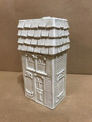 Vintage - Fitz And Floyd Victorian House Match Holder - 1977 - Made in Japan