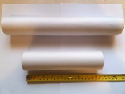 Brother Knitting Machine Kr7 Kr9 Knit Radar Set Of Two Rolls Of Tracing Paper