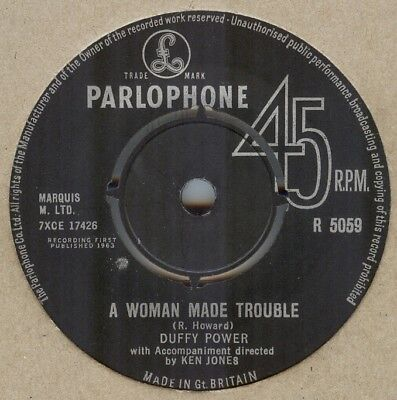 Duffy Power***a Woman Made Trouble***beat***mod***listen To It