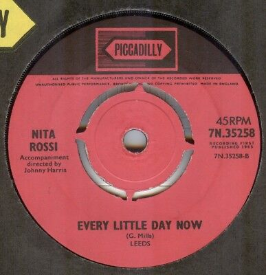 Nita Rossi**every Little Day Now**mod**soul**dancer**listen To It
