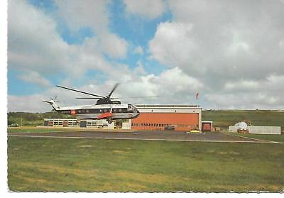 Bea Helicopter at Penzance Heliport